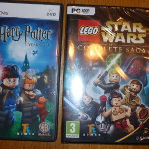 2 lego παιχνίδια για υπολογιστη