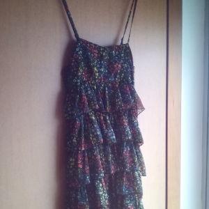 Φλοράλ H&M φόρεμα, μέγεθος SMALL