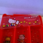 Hello Kitty's Μολυβοθήκη - Sanrio 1976