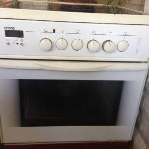 Ηλεκτρική κουζίνα Pitsos 90€