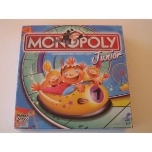 Monopoly Junior Απο την PARKER.