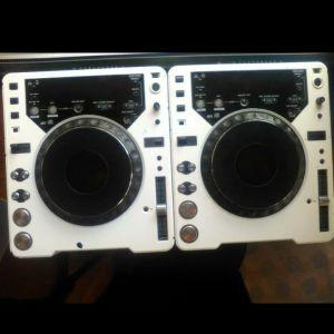 Pioneer cdj 1000 mk3 White Edit