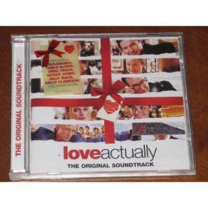 Love Actually Soundtrack CD ΓΝΗΣΙΟ