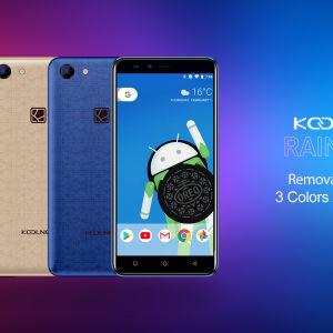 Koolnee Rainbow smartphone 5'' ΣΦΡΑΓΙΣΜΕΝΟ