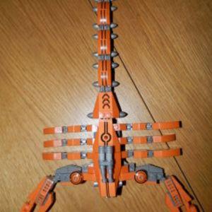 σκορπιος τυπου lego