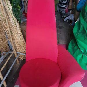 Πολυθρονα παιδικη κοκκινη και φωτιτικο παιδικου δωματιου τραινο.