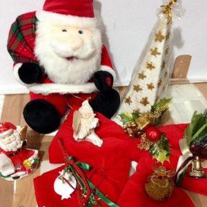 7 χριστουγεννιατικα στολιδια ολοκαινουργια