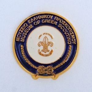 Μετάλλιο Μουσείου Ελληνικού Προσκοπισμού