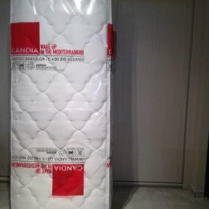 Πωλείται αχρησιμοποίητο μονό στρώμα(79*200),Candia μοντέλο Luxus