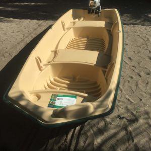 barka fiberglass boat 3,65m sundolphin 2018 modell