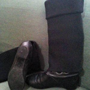 Μπότες με ενσωματωμένη γκέτα