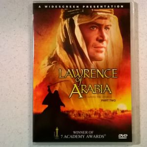 DVD ( 1 ) Lawrence of Arabia
